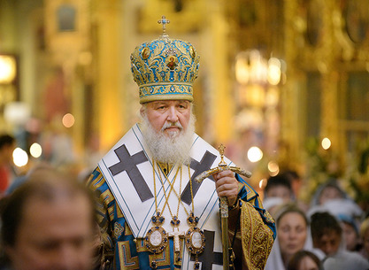 Руски патријарх Кирил