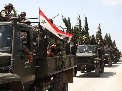 Сиријска армија напредовала 11 километара и спремна за ослобађање Палмире
