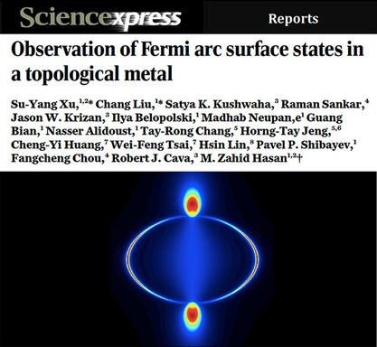 """Физичари тврде да су нашли """"Вејлов фермион"""" и да почиње ера компјутера који се неће грејати"""