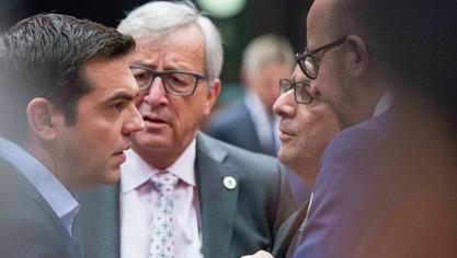 """Нови """"ватрогасни"""" сусрет Ципраса, Меркелове, Оланда и Туска"""