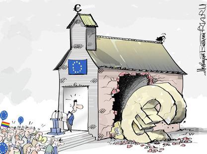 Пол Кругман: Евро се већ претворио у замку, Европа ће платити ужасну цену
