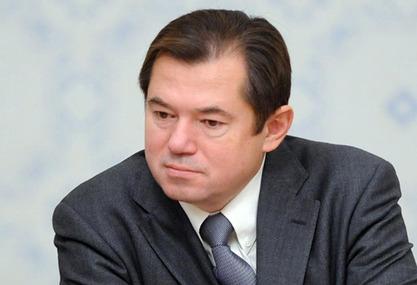 Aкадемик и саветник председника Руске Федерације Сергеј Глазјев
