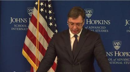 Све што је Вучић чуо и видео у Вашингтону, значило је: потрошили смо те, готов си