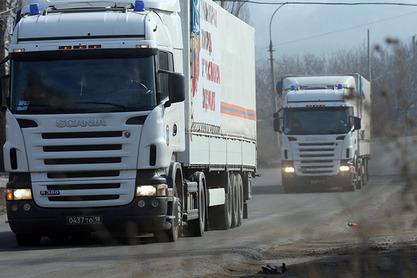 Русија Донбасу већ доставила више од 41.000 тона хуманитарне помоћи