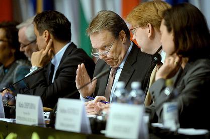 У Хелсинкију 55 посланика осудило онемогућавање присуства Русије