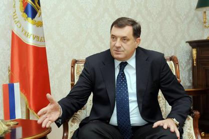 Председник Републике Српске Милорад Додик