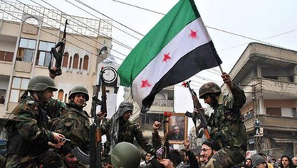 На страну сиријске армије прешла јединица побуњеничке Сиријске слободне армије