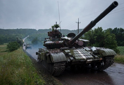 Борци украјинског тенковског батаљона обавестили Кијев да – отказују послушност