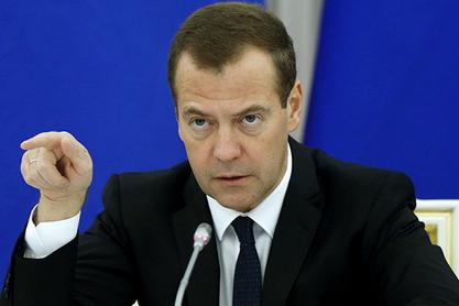 Премијер РФ Дмитриј Медведев