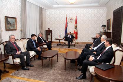 Вође шест највећих српских странака РС одбацили одлуку Уставног суда БиХ