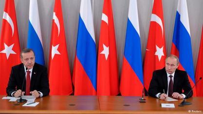 Der Tagesspiegel: Русија ће Турску поставити на место које јој припада