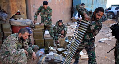 Сиријска армија пресекла стратешки важну аутомагистралу Алеп-Рака
