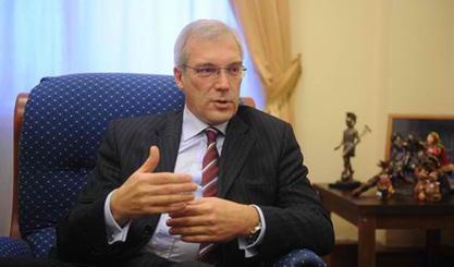 Стални представник Русије при НАТО Александар Грушко