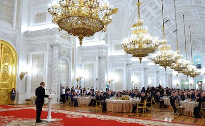 Владимир Путин: Патриотизам је светиња јер надахњује нова покољења бранилаца Русије