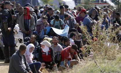 Кроз Србију од почетка године прошло преко 600.000 миграната из 107 држава