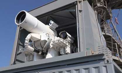 Американци узнемирени што кинеска армија већ има ласерске пушке и топове