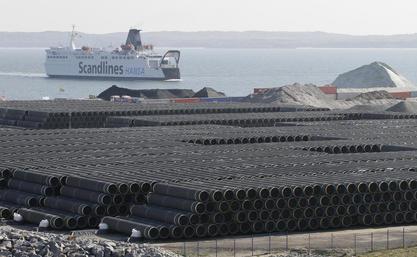 Девет земаља Источне Европе устало против Немачке због гасовода Северни ток-2