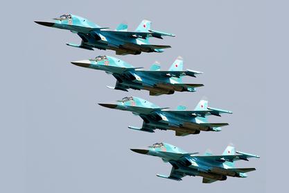Девет руских ловаца пратило Су-24 - три турска F-16 нису се усудила да ишта покушају