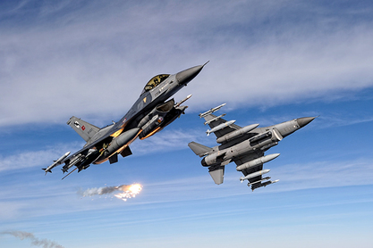 Турски F-16 је пуних 40 минута чекао Су-24 у заседи