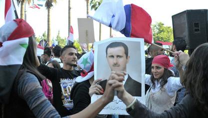 Сиријски председник Башар Асад