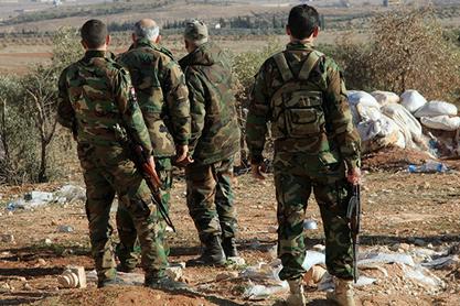 Сиријска армија почела деблокаду Дејр-ез-Зора - офанзивом изнутра