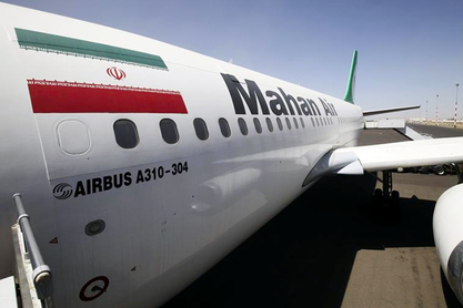 """Иран се са """"Ербасом"""" договорио о куповини 114 путничких авиона"""