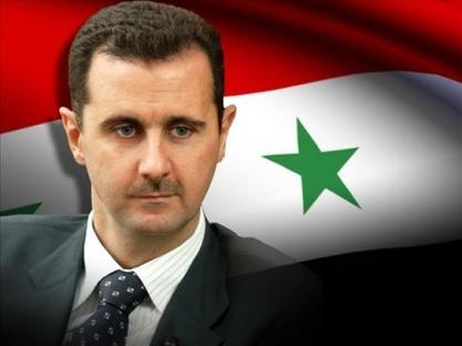 Башар ел Асад