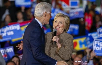 Убедљива победа Клинтонове над Сандерсом у Јужној Каролини