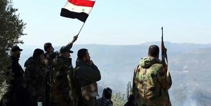 Сиријска армија источно од Алепа опколила 800 припадника ИД – ликвидираће их за дан или два