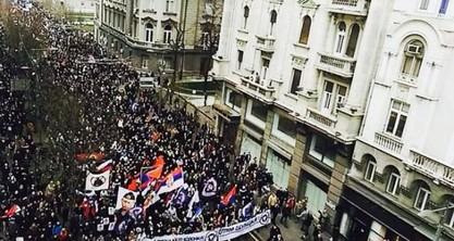 Окупимо све анти-НАТО снаге у Нишу!