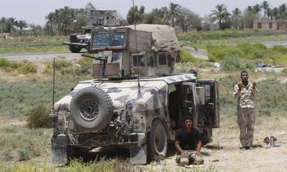 И Ирачки борци прелазе на страну Русије и Сирије