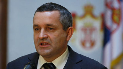 Председник Савеза Срба из региона Миодраг Линта
