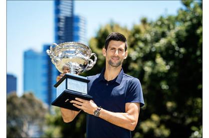 Најбољи тенисер света Новак Ђоковић: Федереров рекорд није недостижан…