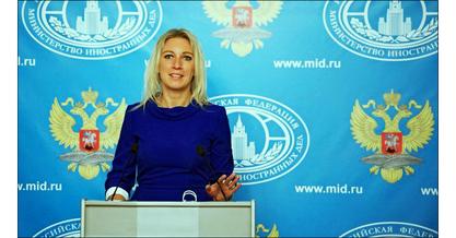 Портпаролка руског Министарства спољних послова Марија Захарова