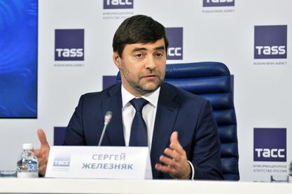 Заменик председника Државне Думе Сергеј Железњак