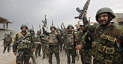 Сиријска армија пробила четворогодишњу блокаду градова Нубул и Аз-Захра