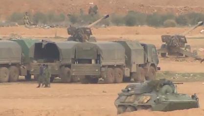 CNN шокиран: Асадова армија пред војним аеродромом Табака до којег су Амери хтели први да стигну