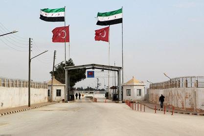 Четврта дивизија сиријске армије одсеца снаге сиријске Ал Каиде од Турске
