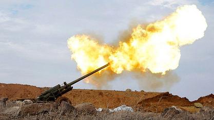 Турска далекометна артиљерија почела да туче Тел-Рифат