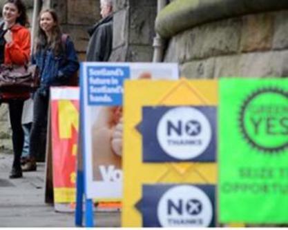 Могућ други референдум о независности Шкотске