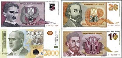 Деда Аврамове и данашња новчаница. Зашто данас имамо латиницу на српском динару?