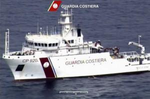 Италија- обалска стража