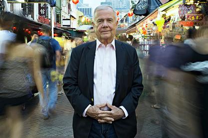 Амерички милијардер и инвеститор Џим Роџерс, бивши партнер Џорџа Сороша