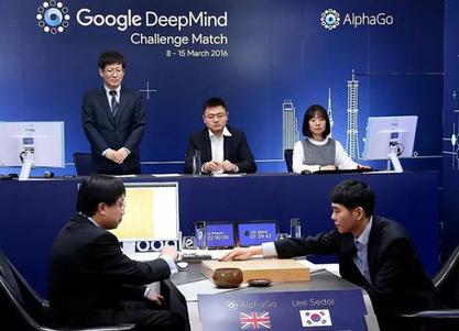 Гуглов програм победио и јужнокорејског шампиона у древној игри го