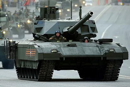 """Почело тестирање првих 20 невидљивих тенкова """"Армата"""""""