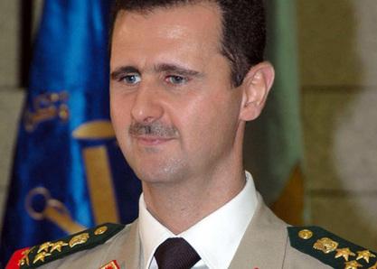 Сиријски председник Башар ел Асад
