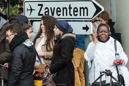 """У Бриселу ухапшен """"Абрини"""" - вероватни организатор напада на аеродром"""