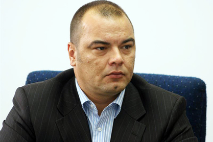 Потпредседник Демократске странке (ДС) Горан Јешић