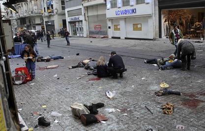 Експлозија у центру Истанбула: пет мртвих 36 рањених - седам у тешком стању