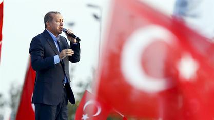 Ердоган оптужио западне земље да подржавају терористе који ратују против Турске